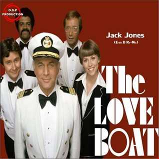 Jack Jones - The Love Boat (Erick B Re-Edit Re-Mix)