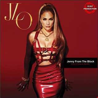 Jennifer Lopez - Jenny From The Block (Erick B Grande Re-Mix)