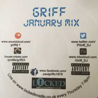 Griff   January 2016 Mix