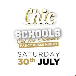 Schools Out Chic Promo