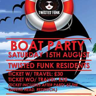 Boat Party Mix 2015