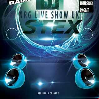 NRG Live Show UK   21 Apr 2016   Stex DjSet   NSB Radio
