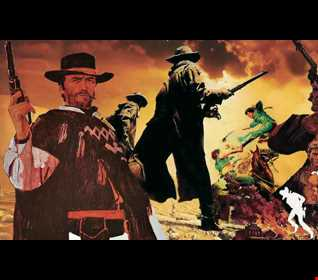 Professor Lombus Presents Spaghetti Western Mix II