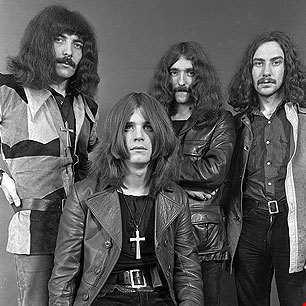 Professor Lombus Presents Black Sabbath Special Mix