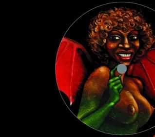 Professor Lombus Presents Black Devil Disco Club Special Mix