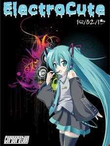 ElectroCute Vol 4 Mixed by Mel Low D