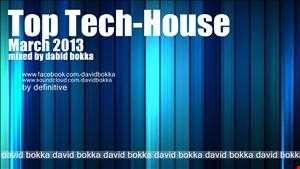 Top Tech House March 2013