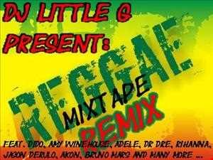 REGGAE REMIX MIXTAPE