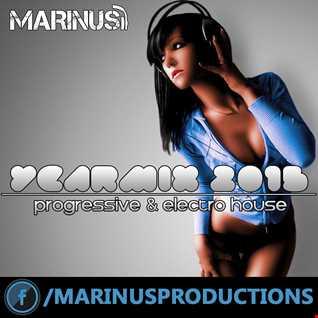 Marinus  - House Factory   Yearmix 2015