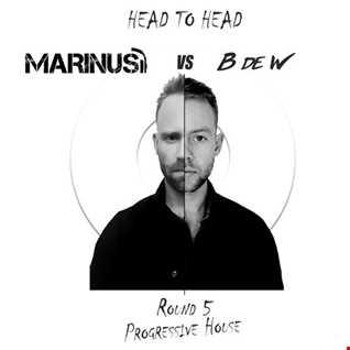 Marinus vs. B de W - Head To Head|Round 5 (Progressive House)
