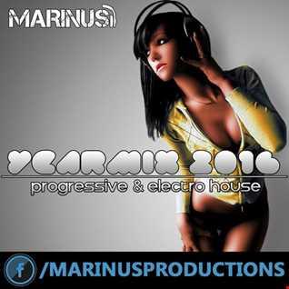 Marinus - House Factory | Yearmix 2016