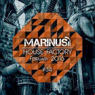 Marinus   House Factory February 2016