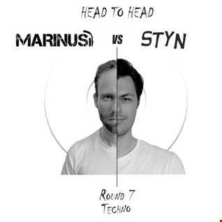 Marinus vs. Styn - Head To Head | Round 7 (Techno)