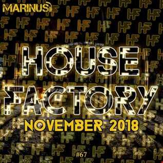 Marinus - House Factory | November 2018