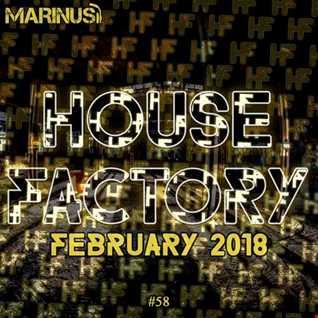 Marinus - House Factory | February 2018