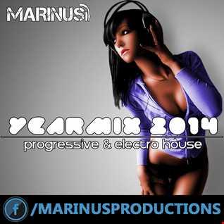 Marinus - House Factory   Yearmix 2014