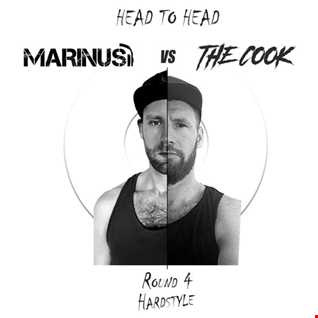 Marinus vs. The Cook - Head To Head | Round 4 (Hardstyle)