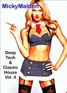 *NEW* Deep, Tech & Classic House Vol 4 *With Tracklist*