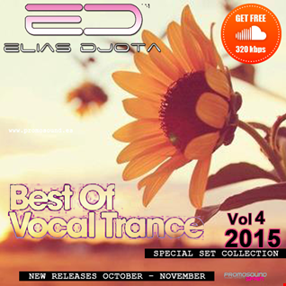 BEST OF VOCAL TRANCE  VOL.4 2015 by ELIAS DJOTA   Boom Loop Productions
