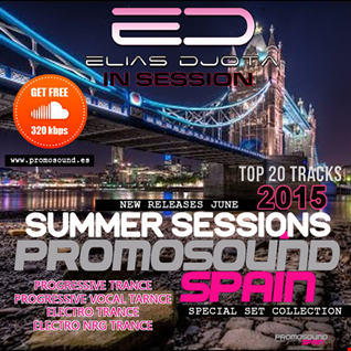 PROMOSOUND SPAIN SUMMER SESSIONS  2015 - [ALL TRANCE STYLES]