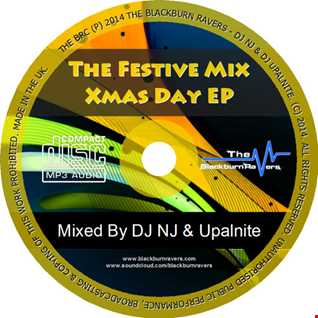DJ NJ b2b Upalnite Feat. Mc Whizzkid - The Festive Mix - Xmas Day EP - WCIH