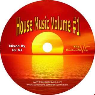 DJ NJ - House Music Volume #1 2013