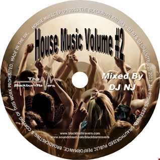 DJ NJ - House Music Volume #2