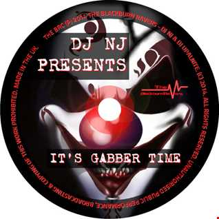 It`s Gabber Time Mixed by DJ NJ