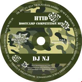 HTID Bootcamp Competition Mix - DJ NJ