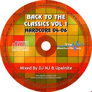 DJ NJ b2b Upalnite - Back To The Classic's Vol 1 (04-06)