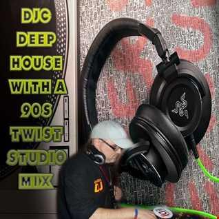 djc Deep house with a 90s twist