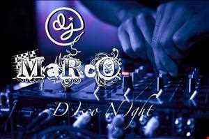 DJ 10MARCO Disco Night