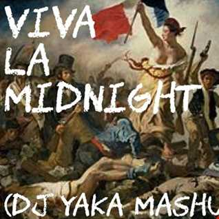 Coldplay vs John Gibbons  - Viva La Midnight (DJ Yaka Mashup)