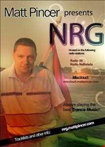 Matt Pincer   NRG 017