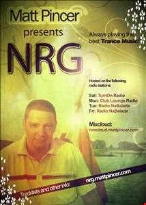 Matt Pincer   NRG 013