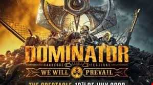 Tha Playah @ Dominator 2020 We will prevail
