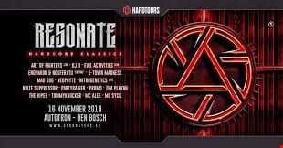 Resonate 2019 -  Hardcore Classics Warming up (Ultimate Megamix)