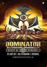 DOMINATOR 2018 Wrath Of Warlords (Warm up mix)