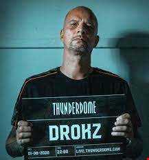 Drokz @ Thunderdome Hardcore Stream