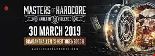 Masters of Hardcore 2019 - Valut Of Violence warm up mix
