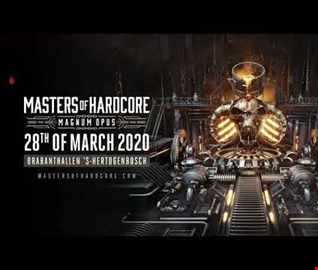 Masters of Hardcore 2020 -  Magnum Opus (25 years)  Warm Up Mix