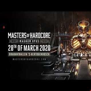 Masters of Hardcore 2020 Uptempo Mix by Jehuty (25 Years)