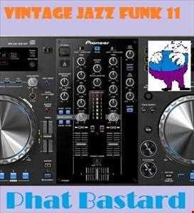 Vintage Jazz Funk 11  Phat