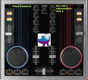 70's 80's Alternative Mix 1