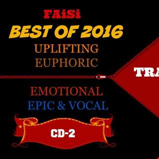 FAiSi  BEST OF UPLIFTING  TRANCE 2016 CD 2