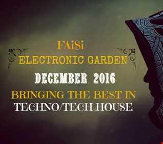 "FAiSi-""Electronic Garden"" Techno State 2.0 """