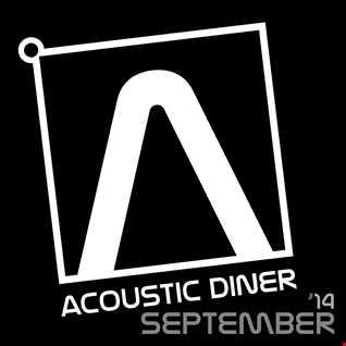 Acoustic Diner (HeyDayz.fm) 09 2014 by KlangKunst & P. Johnsen