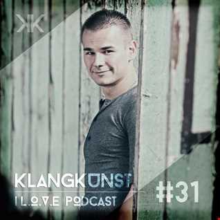 KlangKunst - I L.O.V.E. Part 31 >> 06.11.2015