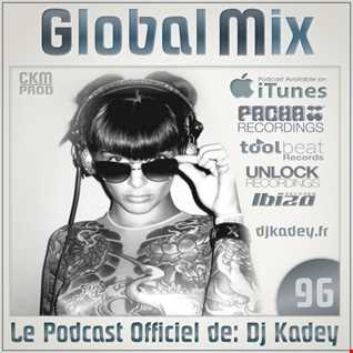 GLOBAL MIX 96 (Pacha recording Edit)