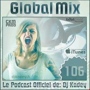 GLOBAL MIX 106 (Deep House Edit)
